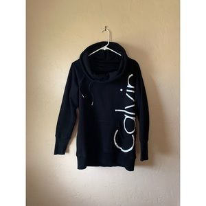 Calvin Klein Performance Shawl Collar Sweatshirt